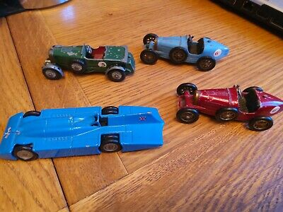 Vintage Die-cast Racing Cars By Lesney And Lledo • 15£
