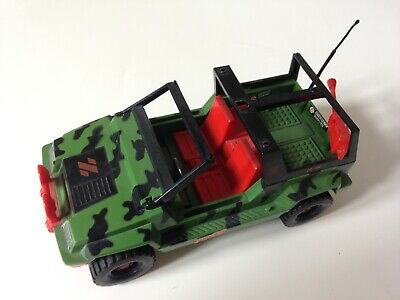 Palitoy Action Force AF3 Z Force Jeep • 9.99£