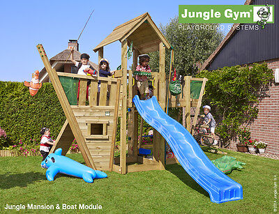 Jungle Gym Mansion And Boat Module  • 1,364£