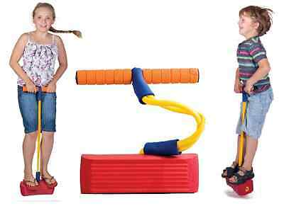 Bungee Bouncer Space Hopper Pogo Stick Jumping Exercise Toy Gift Indoor Outdoor • 17.45£