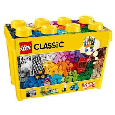 Lego Classic Large Creative Brick Box 10698 NEW • 36.99£