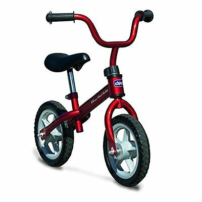 Chicco Bullet Metal Frame Bicycle/bike Helps To Acquire Balance For Kids - Red • 59.70£