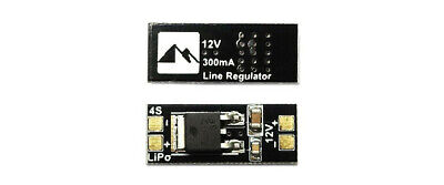 Matek 4S Lipo To 12V Linear Voltage Regulator LDO12 • 1.83£