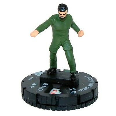 Marvel Heroclix Nicky Fury Agent Of SHIELD - HYDRA INFILTRATOR #015a • 1.50£