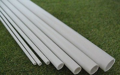 Round Tube Styrene ABS Strip Section Architecture Model Making 2mm - 10mm • 1.80£
