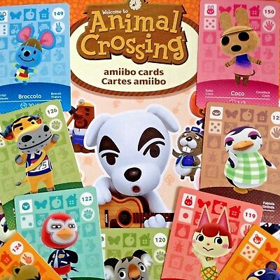 Animal Crossing Series 2 Amiibo Cards Pick Your Own 101-200 - Nintendo Switch • 14.99£