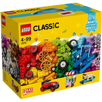 Lego Classic Bricks On A Roll Brick Box (442 Piece) 10715 NEW • 21.90£
