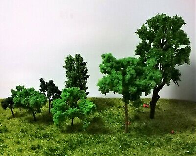 Wire Model Trees For Model Making - 3-16cm High - Railway Architecture Warhammer • 9.50£