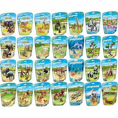 Playmobil Animals Wild Life Sea Zoo City Life Accessory Assortment Pack • 13.99£