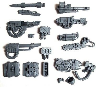 Warhammer 40k Astra Militarum Imperial Guard Sentinel Weapons Multi Listing • 3.29£