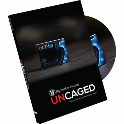 Uncaged By Finix Chan And Skymember - DVD • 16.99£