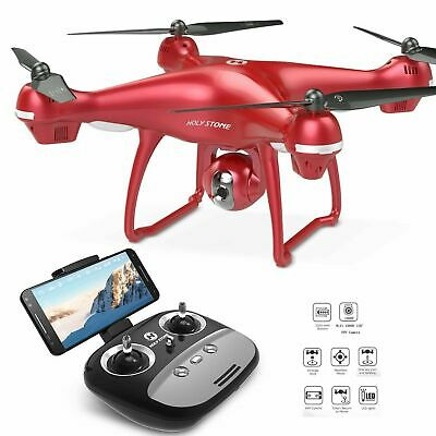 Holy Stone HS100G GPS RC Drone 1080P FPV HD WiFi Camera 6-Axis Selfie Quadcopter • 139.99£