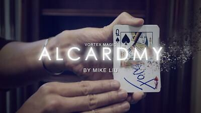 Alcardmy By Mike Liu & Vortex Magic • 26.99£