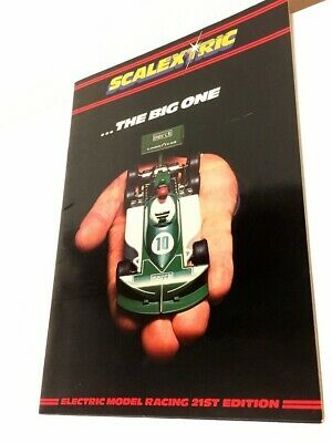 Scalextric Model RAcing Catalogue 21st Edition • 5£