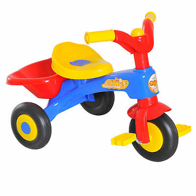 HOMCOM Kids Ride On Trike Baby Children Tricycle Stroller Glider 18 To 36 Months • 23.99£