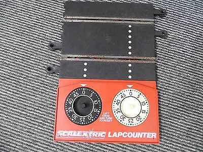 Vintage Scalextric Lap Counter , Please See Our Other Items.  • 7.32£