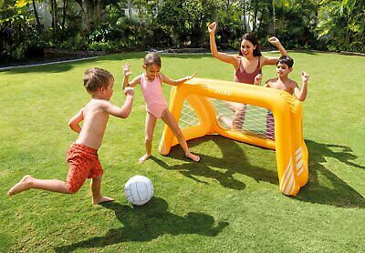 Intex Fun Goals Game For In Or Out The Pool! • 12.99£