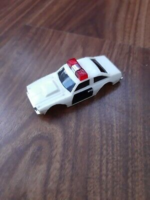 TCR MK3 Hot Rod Police Car Body Very Rare AFX RETRO • 20£