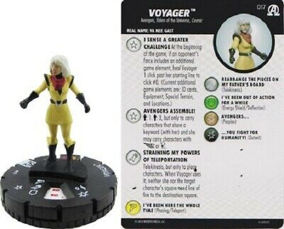 Marvel Heroclix - Black Panther & Illuminati - VOYAGER #017 • 1.50£