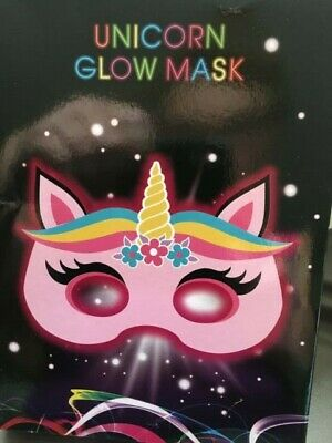 Unicorn Glow Mask 3+ • 2.79£