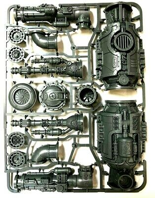 Sector Mechanicus/ Kill Team 40k Terrain. Alchomite Stack External Tank  • 13.99£