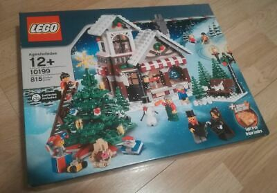 Rare Discontinued New Lego Winter Toy Shop Set 10199 Sealed Boxed Xmas Christmas • 129.95£
