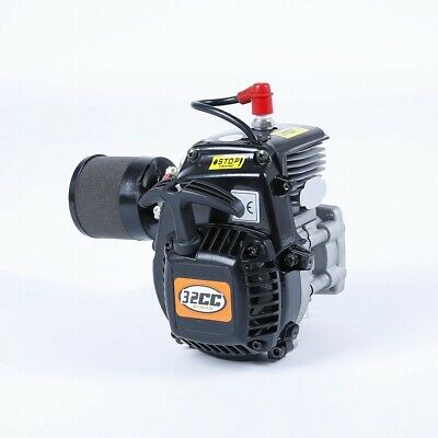 32ccm Motor+Walbro 998 Carson Comanche Attack Fg Marder Beetle Buggy Truck Mcd • 207.10£