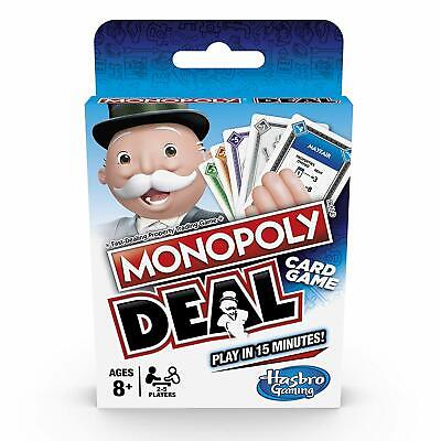 Monopoly Deal Card Game • 7.99£