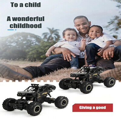 1:12 2.4G High Speed RC Big Monster Truck Remote Control Off Road Car RTR Toy • 18.99£