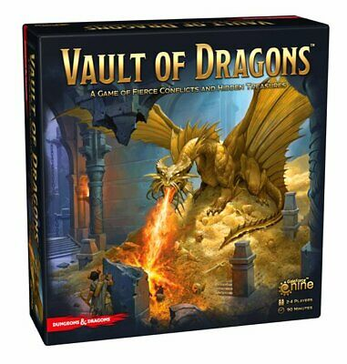 Gale Force 9 Dungeons & Dragons: Vault Of Dragons Boardgame (74002) • 32£