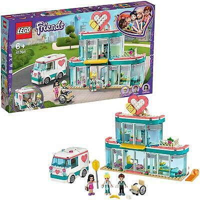 LEGO 41394 Friends Heartlake City Hospital Set with Emma & Two Other Minifigs • 39.95£