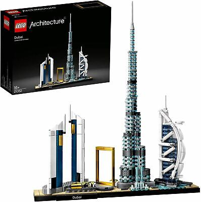 LEGO 21052 Architecture Dubai Model, Skyline Collection • 39.99£
