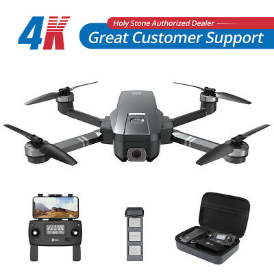Holy Stone HS720 Professional GPS Drone With Camera 2K HD Foldable RC Quadcopter • 259.99£