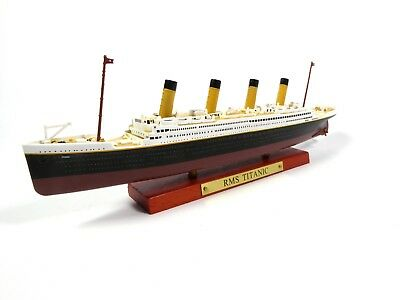 1:1250 Atlas R.M.S TITANIC Cruise Ship Model Collectiable  Diecast Boat Toys • 19.99£