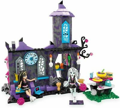 Monster High MEGA BLOKS 280pcs Creepateria • 12.99£