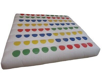 Brand New Inflatable Twister - Garden Games!  • 595£