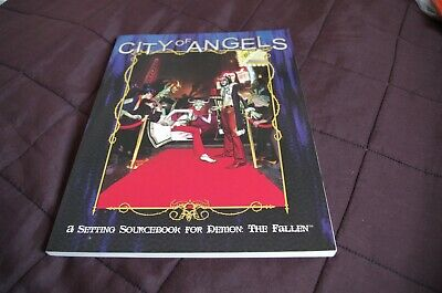 City Of Angels For Demon - White Wolf • 16£