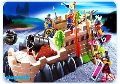 Playmobil 4133 Castle Superset (Playsets) For 3-4 Years, 5-7 Years • 19.99£
