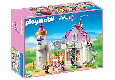 Playmobil 6849 Princess Royal Residence  (Playsets) For 3-4 Years, 5-7 Years • 49.99£