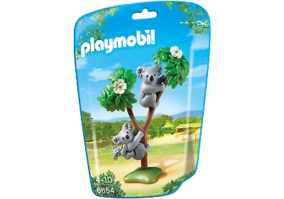 Playmobil 6654 City Life Koala Family  (Farm & Animals) For 3-4 Years, 5-7 Years • 4.99£
