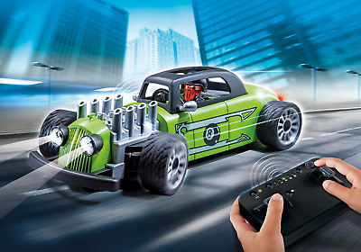 Playmobil 9091 Action RC Roadster  (Cars & Garages, Interactive Toys) Age 3+ • 19.99£