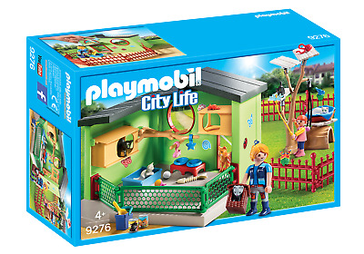 Playmobil 9276 City Life Purrfect Stay Cat Boarding 3+ • 21.99£
