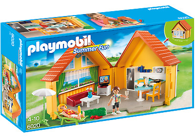 Playmobil 6020 Family Fun Country House (Playsets) For 3-4 Years, 5-7 Years • 29.99£