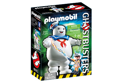 Playmobil 9221 Ghostbusters (TM) Stay Puft Marshmallow Man  3+ • 19.99£