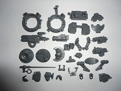 Warhammer 40k Space Marine Land Raider Multi Melta Storm Bolter And Bits New • 6.50£