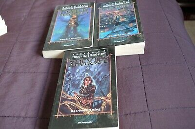 Blood Curse Trilogy Of Novels For Vampire The Masquerade  • 30£