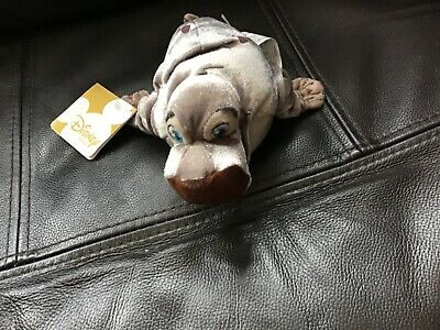 Disney Store The Little Mermaid 2 Dash Walrus Small Beanie Plush New With Tags  • 16.99£
