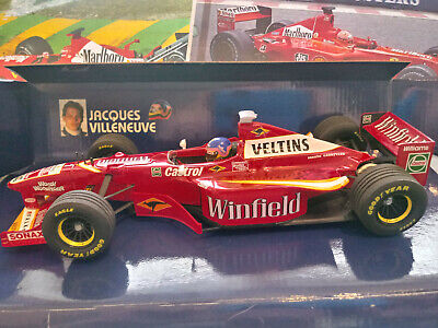 Minichamps 1/18 Williams FW20 Mechachrome - Jacques Villeneuve 1998  Winfield  • 99.99£