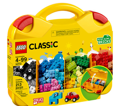 Lego Classic 10713 LEGO Creative Suitcase ~Brand NEW~ Childrens Building Bricks • 18.99£