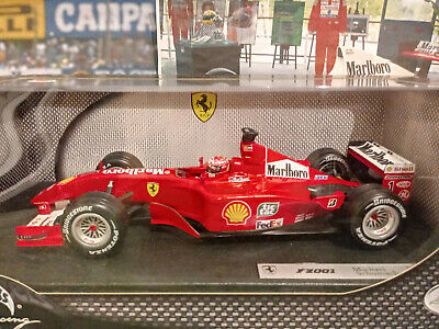 1/18 Ferrari F2001 Michael Schumacher 2001 World Champion  Marlboro  • 104.99£